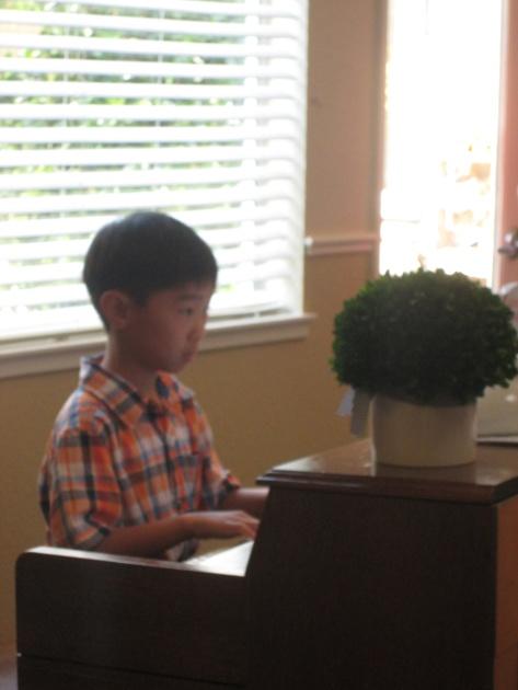 july 2013 little boy playing