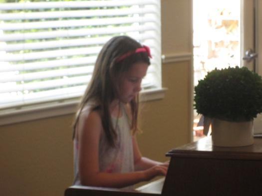 july 2013 little girl